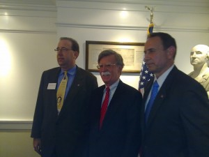 John Bolton Should Shut Up >> Ambassador John Bolton Endorses Patrick Murray For VA-8 : The Other McCain