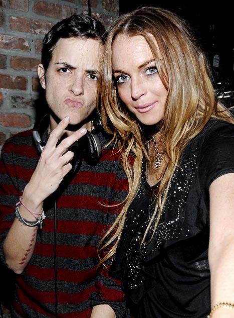 Samantha Ronson and Lindsay LohanLindsay Lohan Samantha Ronson Relationship